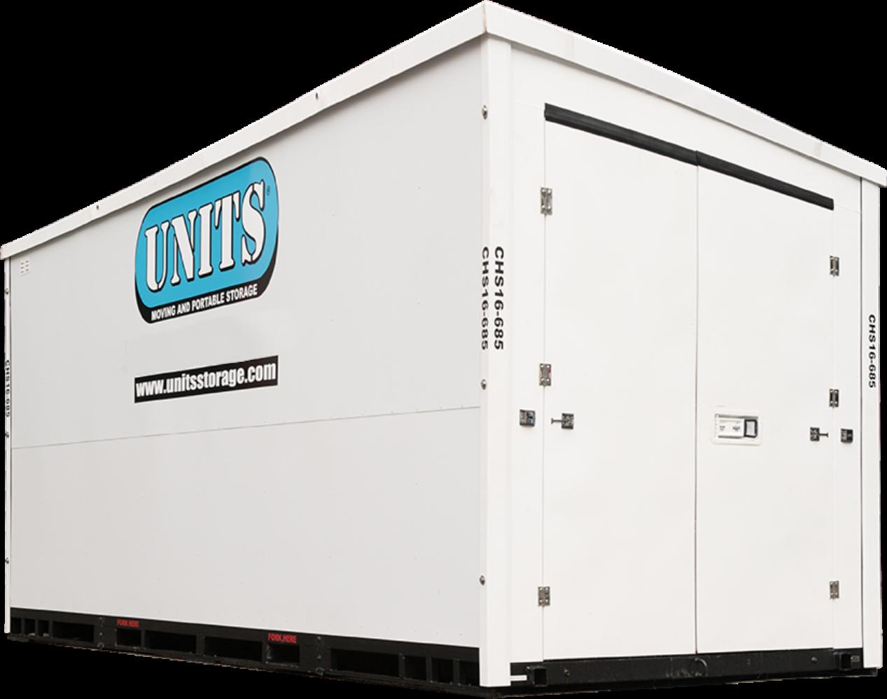 UNITS Storage